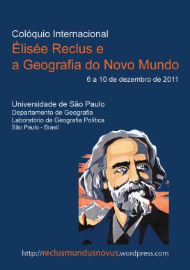 Coloquio Internacional «Élisée Reclus y la Geografía del Nuevo Mundo»